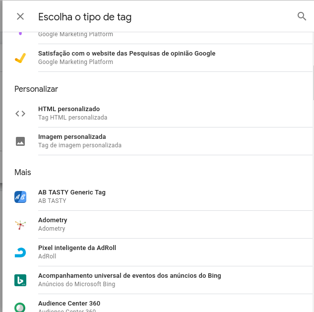 Como instalar pop up via GTM