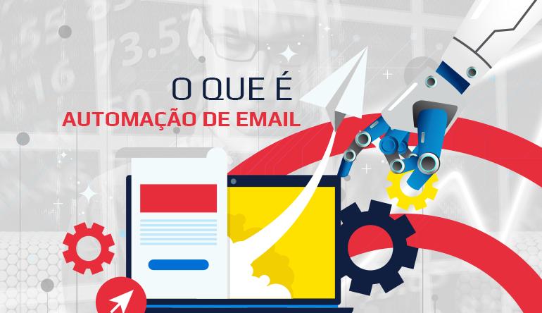 o que é automação de email